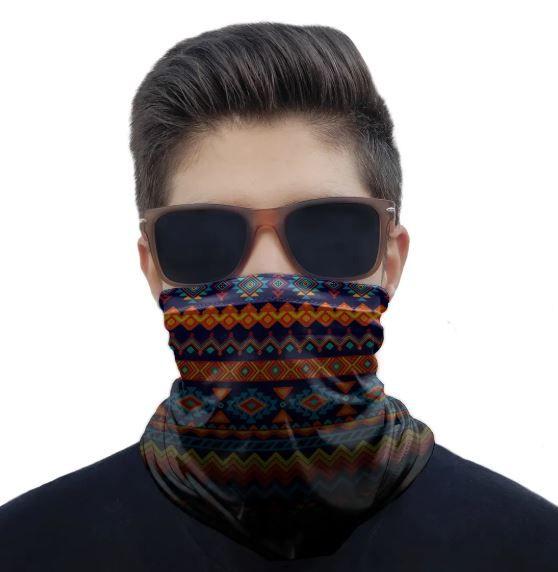 Máscara Bandana Tribal