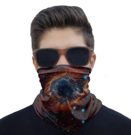 Máscara Bandana Galáxia