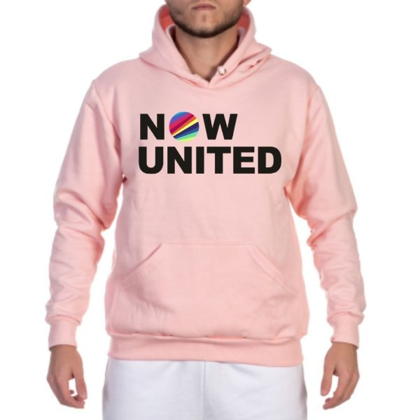 Moletom Masculino e Feminino Now United