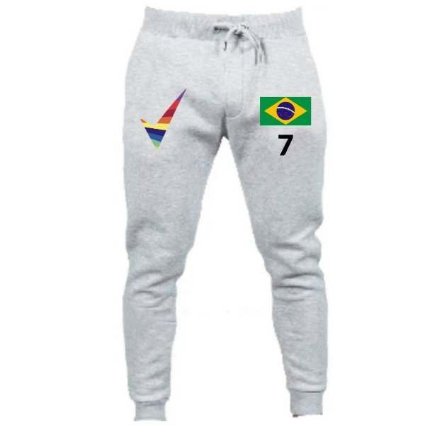 Calça Moletom Now United Noah 7 Brasil
