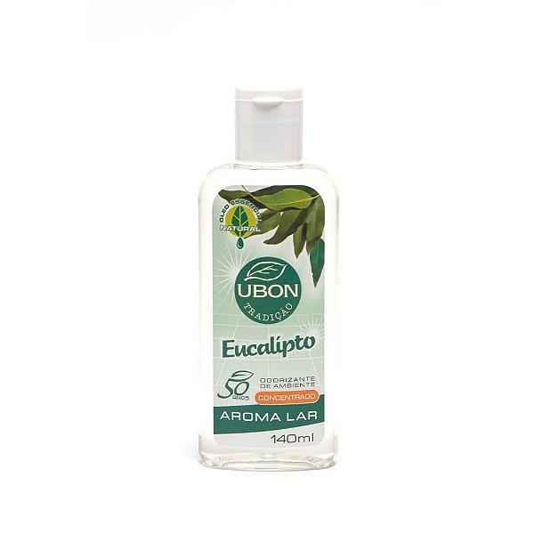 Odorizante de ambiente Aroma Lar Eucalipto 140ml