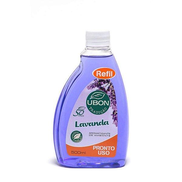REFIL - Aromatizante de ambiente Pronto Uso Lavanda 500ml