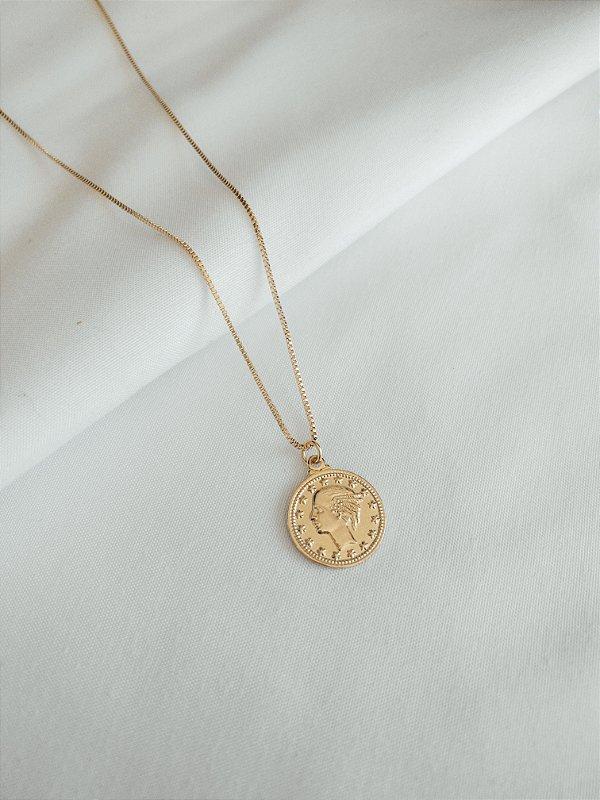 Colar Medal