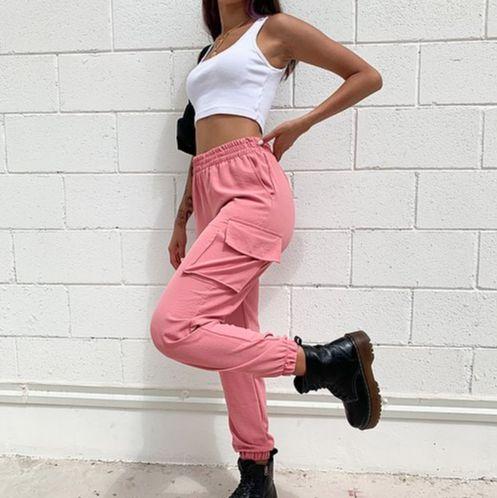 Calça Jordan Rosa