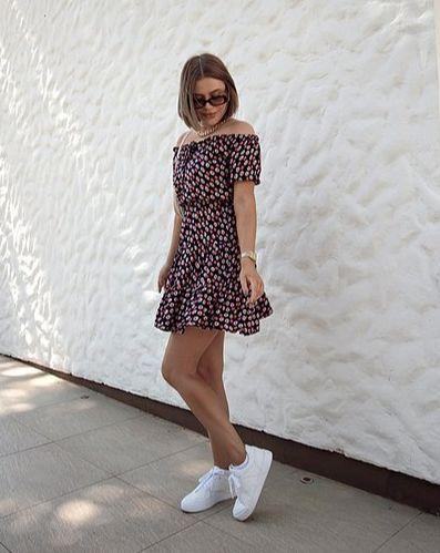 Vestido Jasmin Floral