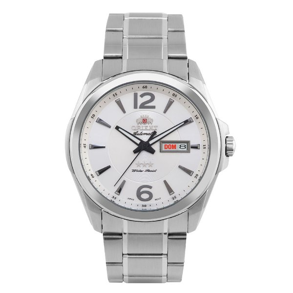 0d9ccc997ce Relógio Orient Automático 469SS050 S2SX - Relojoaria e Ótica Santos