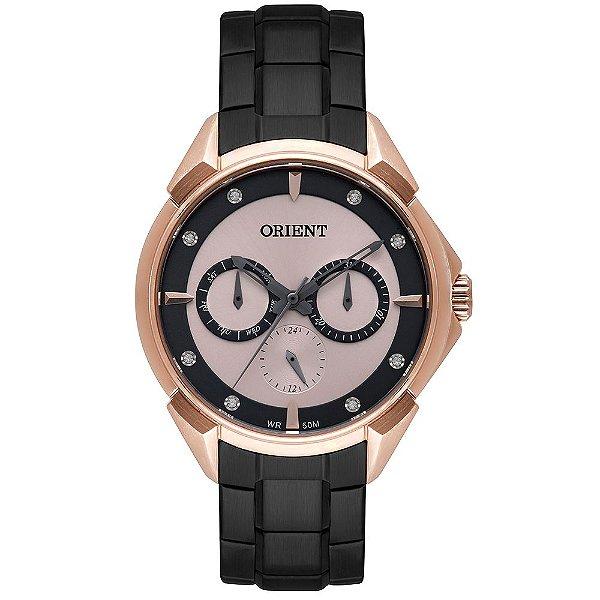 c38a8806dd4 Relógio Orient Analógico Multifunção Feminino - Relojoaria e Ótica ...
