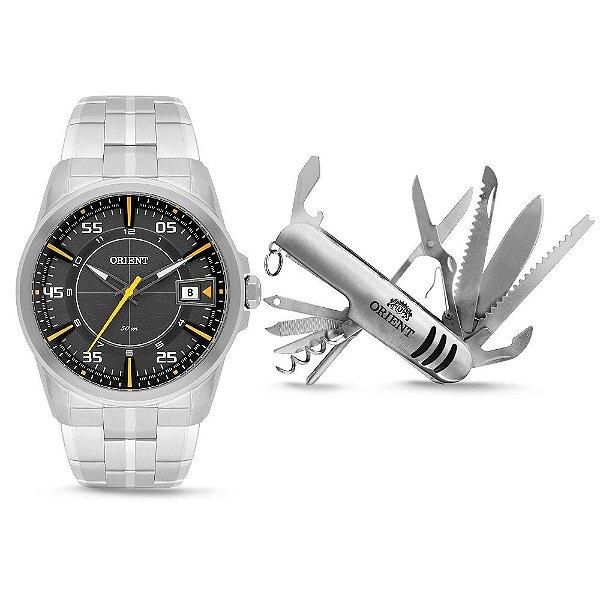 a18a6089c33 Kit Relógio Orient MBSS1315 KV62 - Relojoaria e Ótica Santos