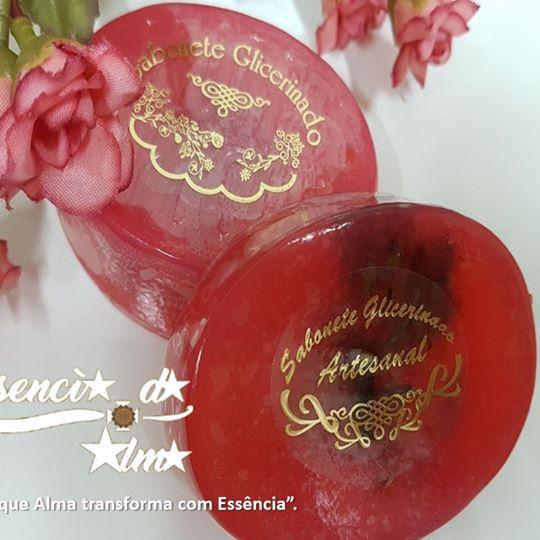 Sabonete de Ervas Rosas