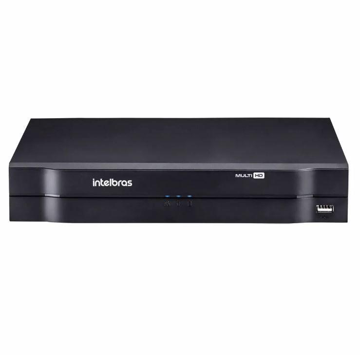 DVR 1004 4 CANAIS MULTI HD INTELBRAS G3