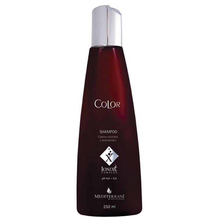 Mediterrani Ionixx Color - Shampoo 240ml