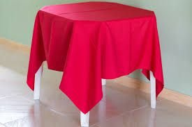 Toalha mesa - 4 lugares 1,50 m