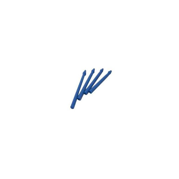 Pistilo para trituração de amostras, estéril, para Tubos de 1,5 e 2,0 mL, pacote com 100 unidades. mod.: PES-15-B-SI (Axygen)