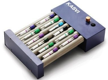 Agitador Basic Roller, velocidade entre 20 e 80 RPM, 110V, mod.: K45-8010 (Kasvi)