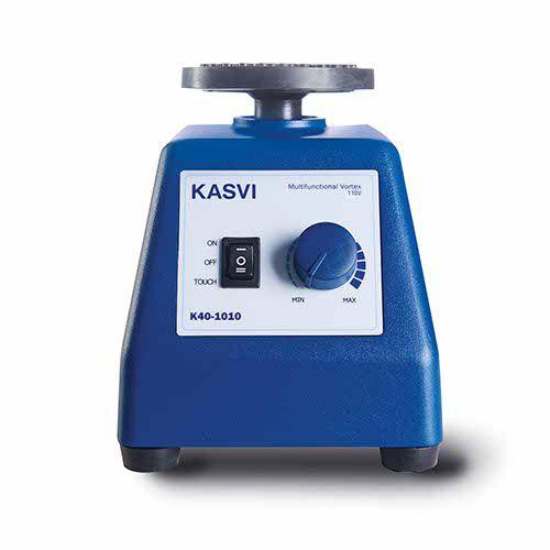 Agitador Vortex Multifuncional, velocidade entre 0 e 3300 RPM, 110V, mod.: K40-1010 (Kasvi)