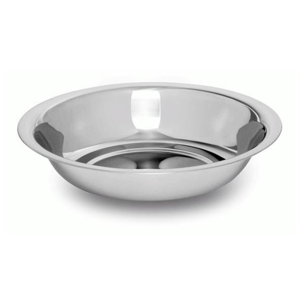 Bacia Inox 35 x 7,2 cm, capacidade para 3,5L ( 3.500 mL), mod.: 0115 (Art'Inox)