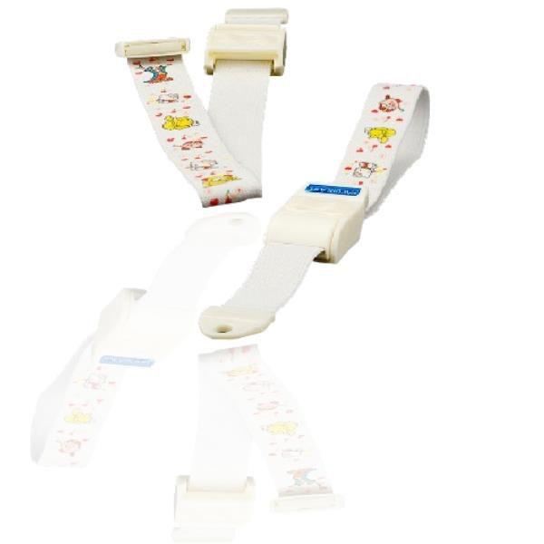 Garrote para flebotomia infantil com auto trava e regulagem de tensão, mod.: GRI (Vacuplast)