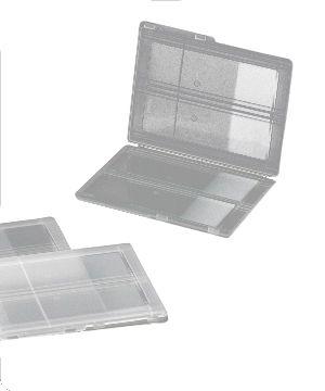 Porta Lâmina PP, tipo envelope, capacidade para 2 lâminas, pacote com 500 unidades, mod.: CITO2 (Cralplast)