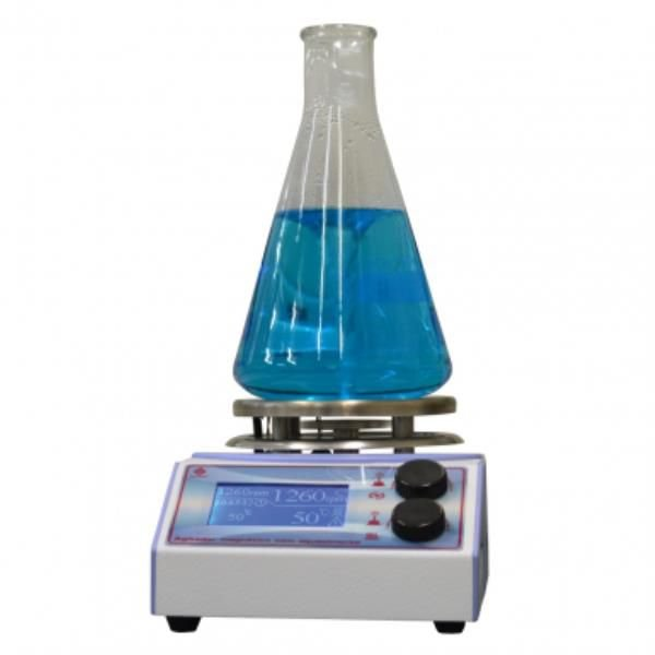 Agitador Magnético com aquecimento, velocidade entre 100 e 2000 RPM, 220V, mod.: Q261M22 (Quimis)