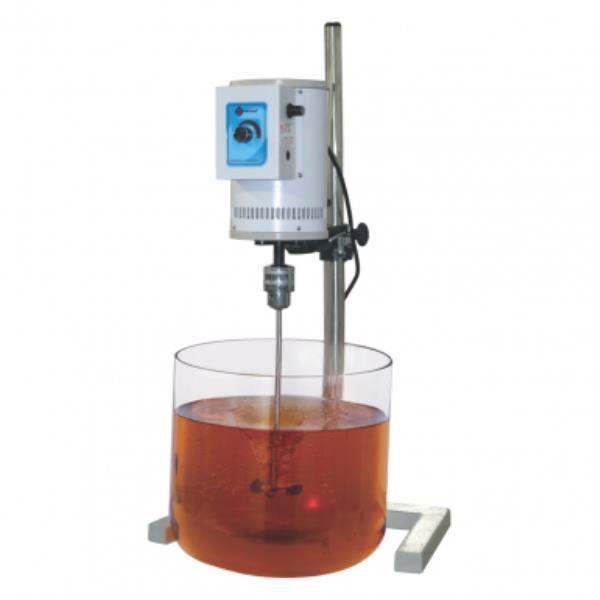 Agitador Mecânico eletrônico macro, velocidade entre 150 e 1500 RPM, 110V, mod.: Q250-1 (Quimis)