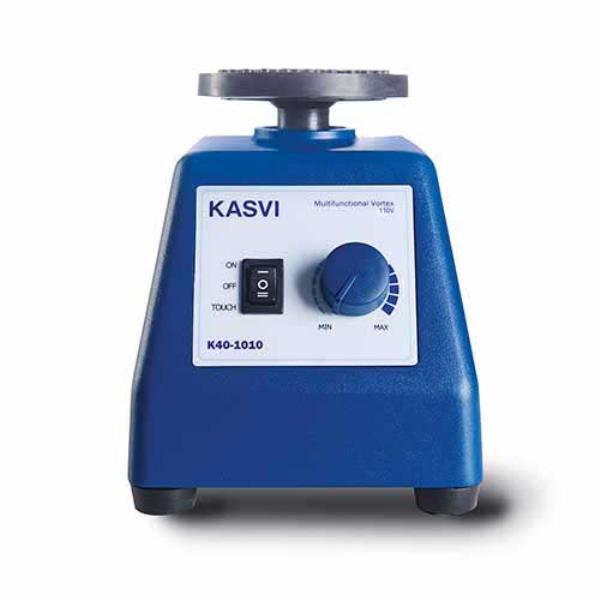 Agitador Vortex Multifuncional, velocidade entre 0 e 3300 RPM, 220V, mod.: K40-1020 (Kasvi)