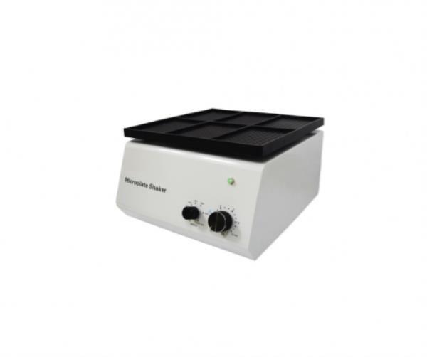 Agitador Analógico para 6 microplacas, velocidade entre 700 e 2200 RPM, 110V, mod.: AGMIC6-110V (Shaker)