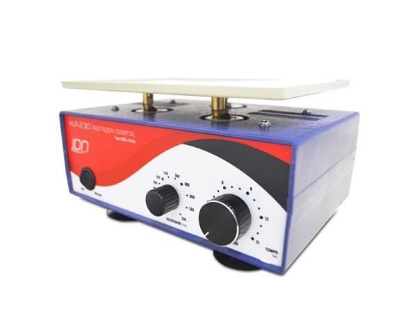 Agitador Analógico VDRL ou tipo Kline, velocidade entre 0 e 230 RPM, 110V, mod.: KLA-230-110V (Warmnest)