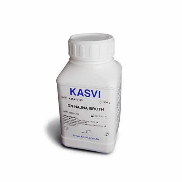 Caldo Shigella, frasco com 500 gramas, mod.: K25-610163 (Kasvi)