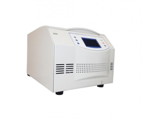 Centrífuga digital com motor por indução, 5000 RPM, multirotores, bivolt, mod.: DT-5000G (Daiki)