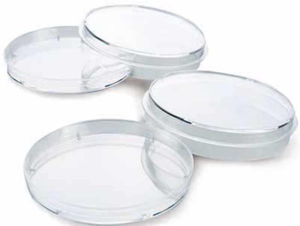 Placa de Petri para microbiologia 90x15mm, estéril, pacote com 10 unidades, mod.: 0304-5-PCT (J. Prolab)