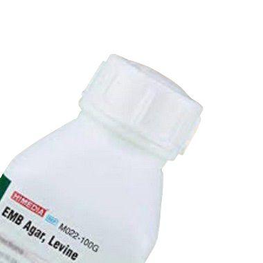 Agar Eosina Azul de Metileno (EMB Agar), Levine, Frasco com 500 gramas, mod. M022-500G (Himedia)