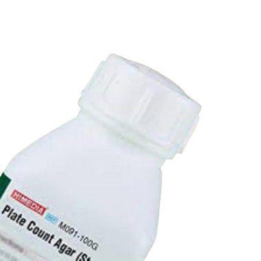 Agar Contagem de Placas (PCA/Standard Methods Agar), Frasco com 100 gramas, mod.: M091-100G (Himedia)