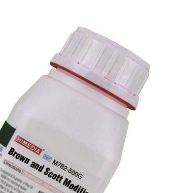 Agar de Leite (Brown e Scott Modificado) (Pacote Duplo), mod.: M782-500G (Himedia)