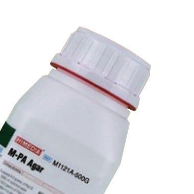 Agar M-PA, Frasco com 500 gramas, mod.: M1121A-500G (Himedia)
