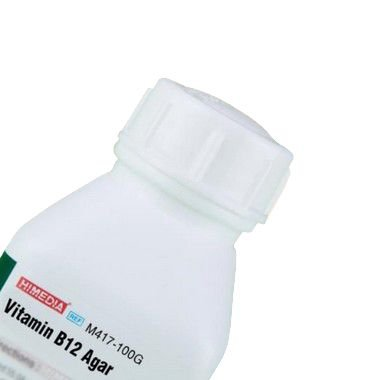 Agar Vitamina B12, Frasco com 100 gramas, mod.: M417-100G (Himedia)