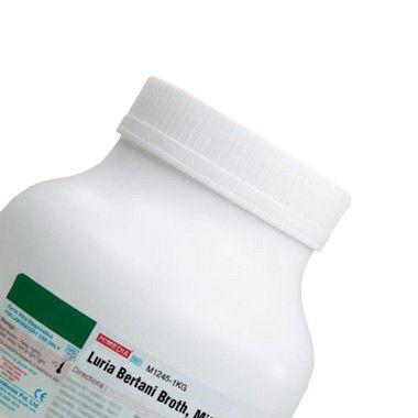 Caldo Luria Bertani, Miller, Frasco com 1 Kg, mod.: M1245-1KG (Himedia)