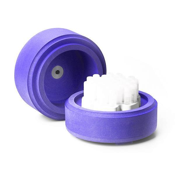 Sistema de Congelamento CoolCell FTS30, para 30 tubos, cor púrpura, unidade mod.: 432006 (Corning)