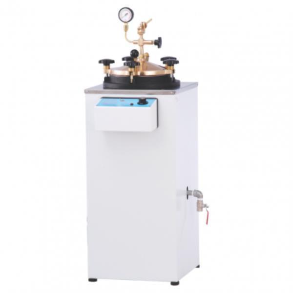 Autoclave 50 litros Vertical Analógica, 220V, mod.: Q190-23 (Quimis)