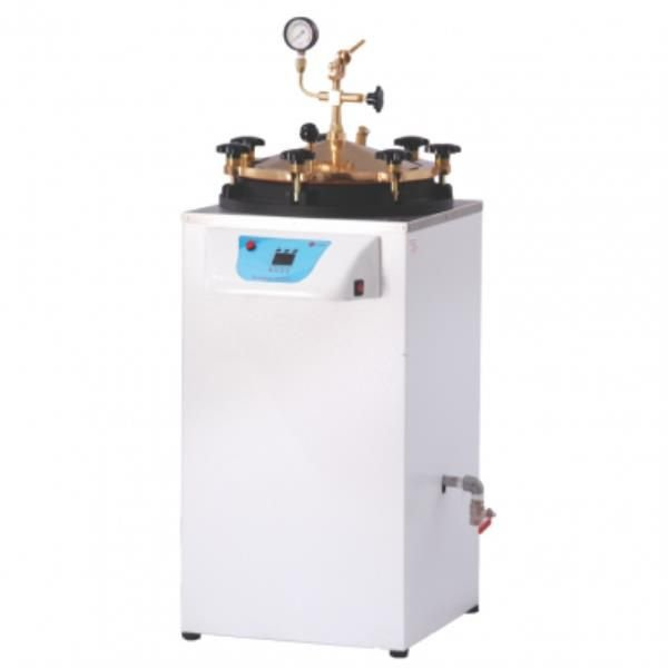 Autoclave 75 litros Vertical Microprocessada, 220V, mod.: Q190M24 (Quimis)