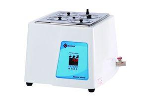 Banho Maria de 4 bocas microprocessado, 9 litros, 220V, mod.: Q334M-24 (Quimis)