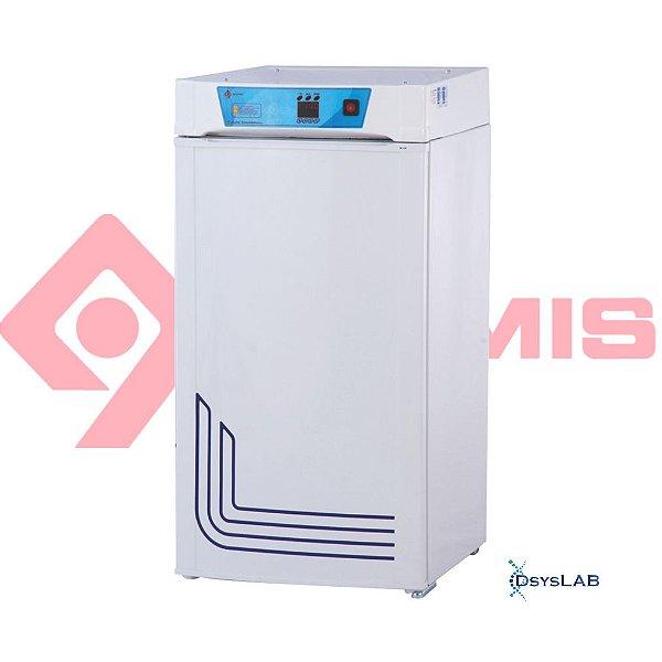 Estufa mini incubadora microprocessada para B.O.D, até 50ºC, 220V, mod.: Q315M23 (Quimis)