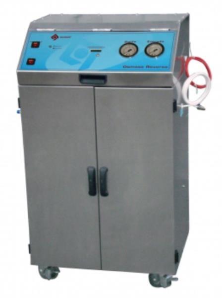 Ultrapurificador de água para laboratório, 30 L/h, 220V (Quimis)