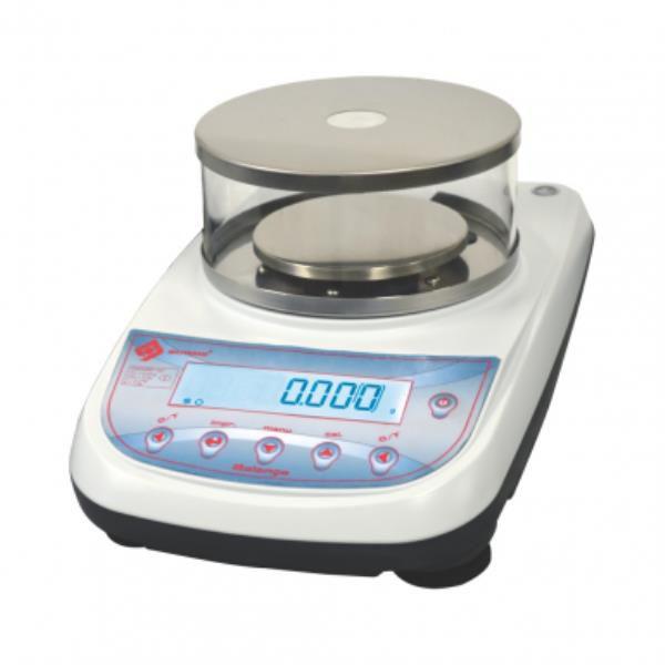 Balança Eletrônica de Precisão (Semi-Analítica), Capacidade 3200g, Célula de Carga, Resolução 0,01g; Repetibilidade 0,02g, mod.: Q510-3200C (Quimis)
