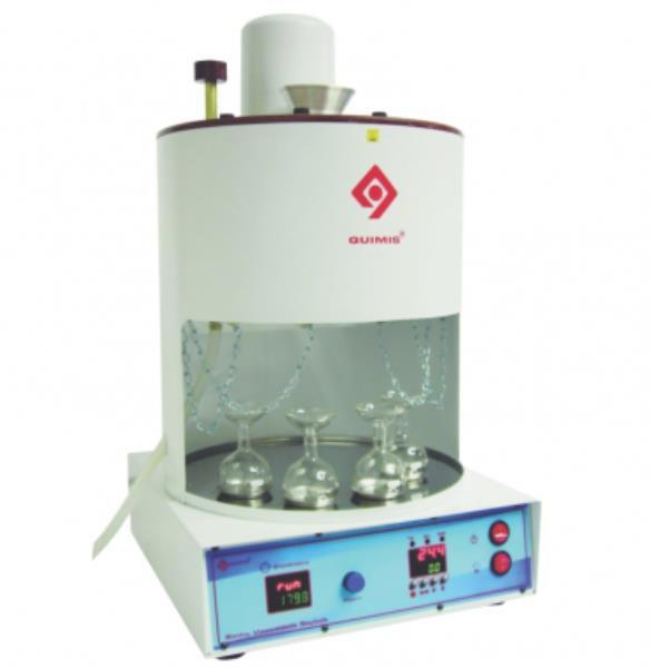 Viscosímetro Saybolt, 0°C e 120°C, 220V, mod.: Q288SR24 (Quimis)
