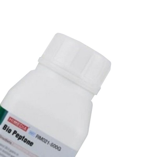 Biopeptona (Mistura de Peptona de Caseína e Carne), Frasco com 500 gramas, mod.: RM021-500G (Himedia)