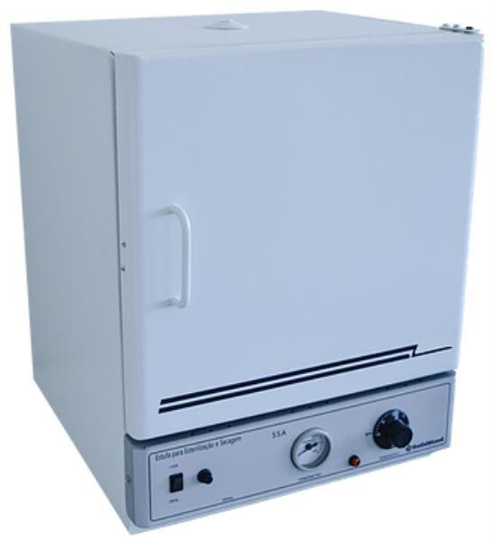 Estufa de Esterilização e Secagem 180 Litros, Analógica, Bivolt, mod.: SSA180L (SolidSteel)