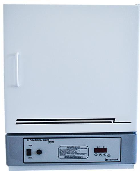 Estufa de Esterilização e Secagem 64 Litros, Digital, Bivolt, mod.: SSD64L (SolidSteel)