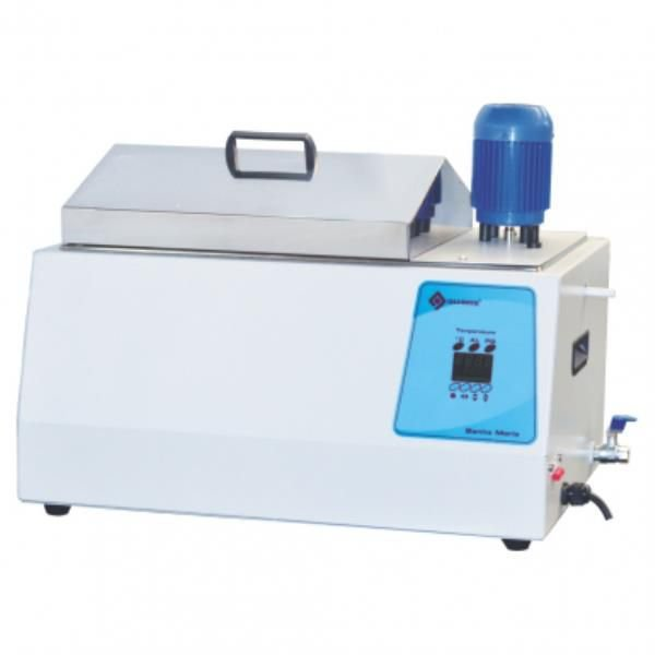 Banho Maria Microprocessado, 16 litros, temperatura até 120ºC, 220V, mod.: Q215M2 (Quimis)