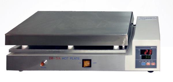 Chapa Aquecedora com Aquecimento até 300ºC, 40x30cm, 110V, mod.: DB-IVA-110V (Ion)