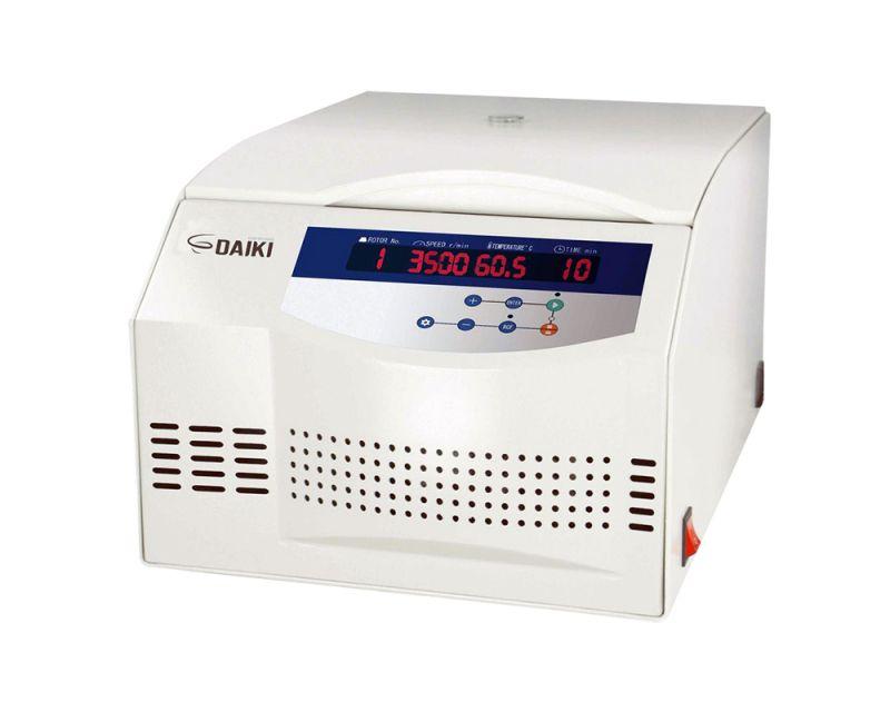 Centrífuga digital para petróleo, até 3500 rpm, sem escova, rotos 4x100ml, mod.: DT-3500-BI (Daiki)
